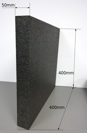 Block EPP 400/400/50 120g/l black