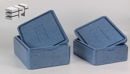 Box 9L thermal insulation container