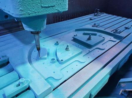 CNC MILLING - PROTOTYPES
