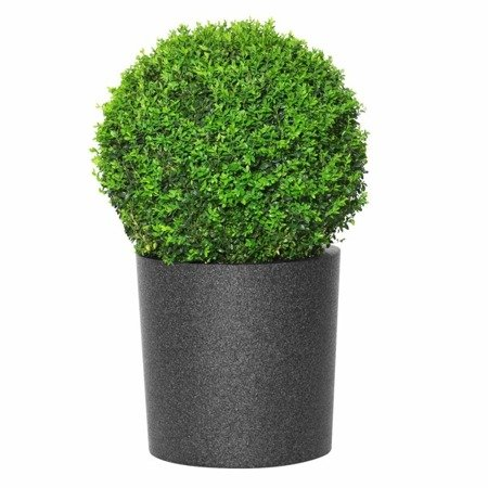 Flower pot IQBANA ROUND 250 Grey