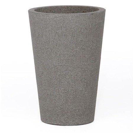 Flower pot IQBANA VASALUCE 480 Grey