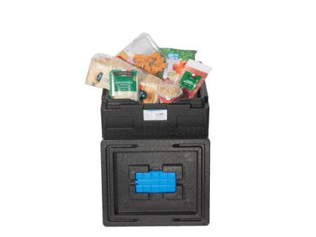 TBOX 1/2 - thermo-insulating container
