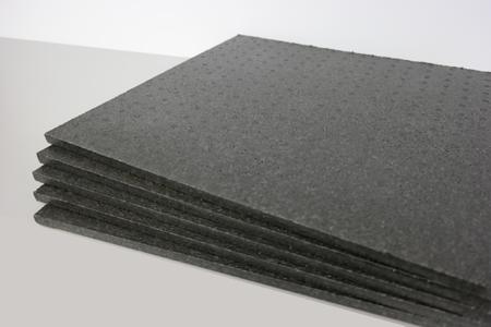 Płyta 1800/1200/150  45 g/l czarna