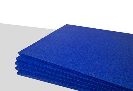 Płyta 400/400/10 60g/l niebieska