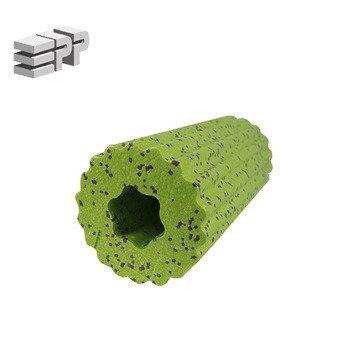 Wałek JOGA 140/320mm karbowany z otworem